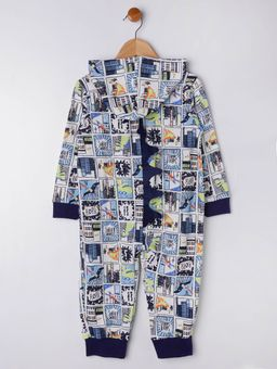Pijama-Infantil-Para-Menino---Branco-azul