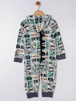 Pijama-Infantil-Para-Menino---Branco-verde