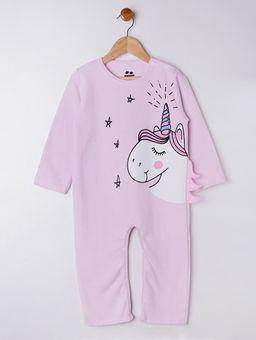 Pijama-Macacao-Infantil-para-Menina---Rosa-Claro