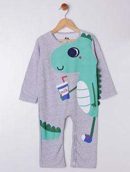 Pijama-Infantil-Para-Menino---Cinza-1
