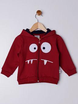 Conjunto-Infantil-para-Bebe-Menino---Vermelho-azul