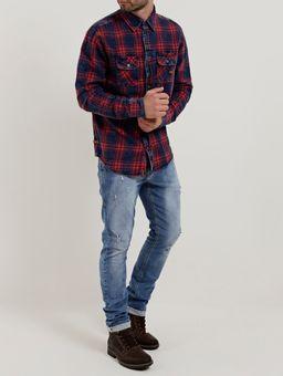 Calca-Jeans-Slim-Masculina-Cook-s-Azul-38