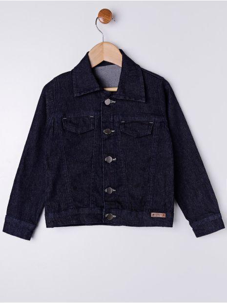Jaqueta-Jeans-Infantil-Para-Menino---Azul-1