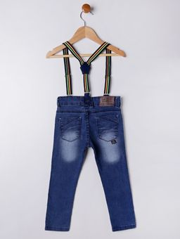 Calca-Jeans-Infantil-Para-Menino---Azul-1