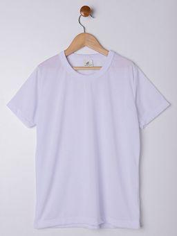 Camiseta-Manga-Curta-Juvenil-Para-Menino---Branco