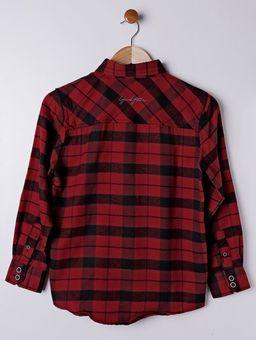 Camisa-Flanela-Gangster-Juvenil-Para-Menino---Vermelho-16