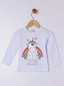 Blusa-Manga-Longa-Infantil-Para-Menina---Branco-1