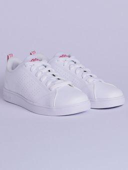 Tenis-Adidas-Age-Clean-Infantil-Para-Menina---Branco-rosa-32
