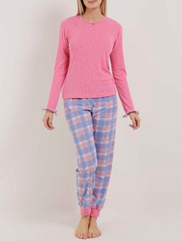 Z-\Ecommerce\ECOMM\FINALIZADAS\Feminino\120288-pijama-adulto-fmeinino-rib-xadrez-rosa