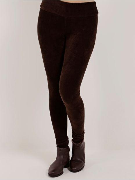 Calca-Legging-Feminina-Marrom-P