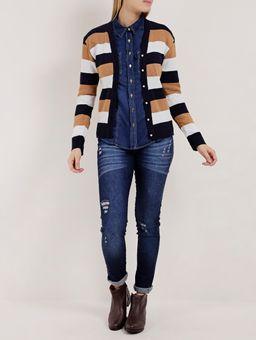 Camisa-Jeans-Manga-Longa-Feminina-Azul-P