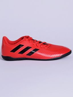 Tenis-Futsal-Adidas-Artilharia-Iii-Infantil-Para-Menino---Vermelho-preto-