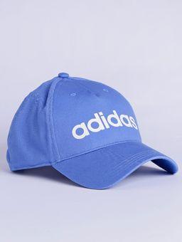Bone-Masculino-Adidas-Azul