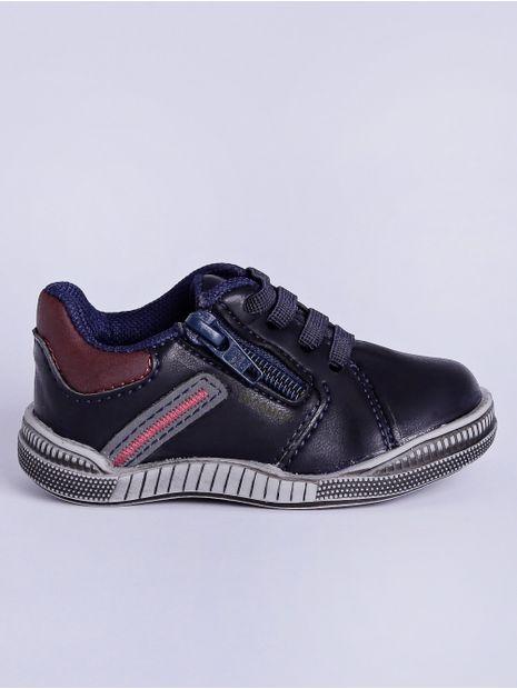 Sapato-Infantil-Para-Bebe-Menino---Azul-Marinho-20