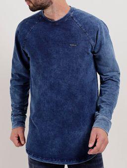 Camiseta-Moletinho-Masculina-Rock-Soda-Azul-Marinho