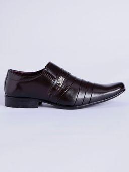 Sapato-Casual-Masculino-Eletron-Marrom-38