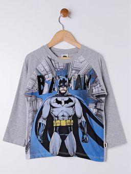 Camiseta-Manga-Longa-Batman-Infantil-Para-Menino---Cinza-6