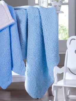 Cobertor-Bebe-Jolitex-Azul