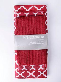 Kit-de-Cozinha-Jolitex-Vermelho
