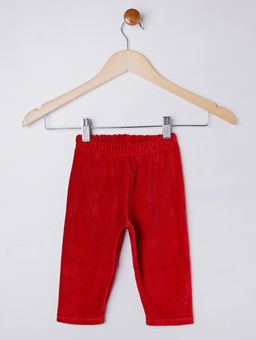 Conjunto-Infantil-Para-Bebe-Menina---Vermelho-bege-P