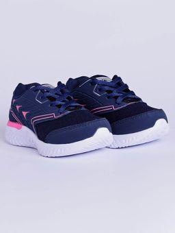 Tenis-Esportivo-Infantil-Para-Menina---Azul-Marinho-rosa-25