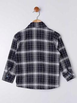 Camisa-Flanela-Manga-Longa-Infantil-para-Menino---Cinza