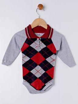 Body-Polo-Infantil-para-Bebe-Menino---Cinza-vermelho