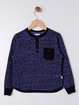 Camiseta-Manga-Longa-Infantil-Para-Menino---Preto-azul-6