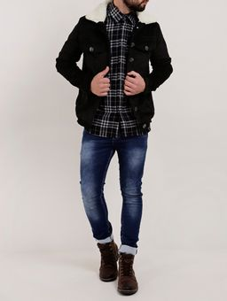 Calca-Jeans-Moletom-Masculina-Azul-36