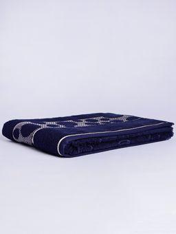 Toalha-de-Banho-Azul-Marinho