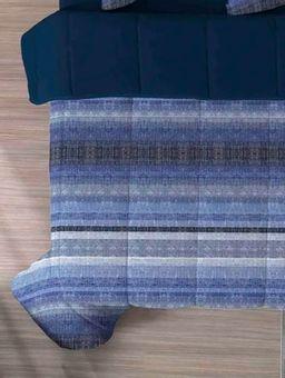 Edredom-Casal-Portallar-Azul-Marinho