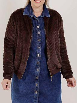Z-\Ecommerce\ECOMM\FINALIZADAS\Feminino\120329-jaqueta-plus-seret-glam-marrom