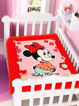 Cobertor-Disney-Jolitex-Infantil-Para-Bebe---Vermelho