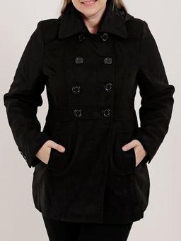 Casaco-Trench-Coat-Plus-Size-Feminino-Preto