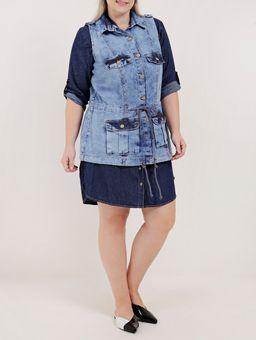 Colete-Jeans-Plus-Size-Feminino-Azul
