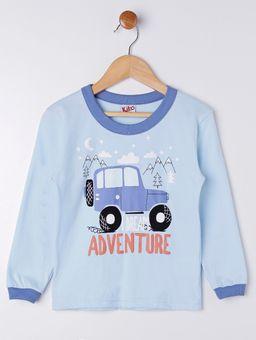 Pijama-Longo-Infantil-Para-Menino---Azul-1