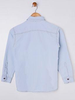 Camisa-Jeans-Manga-Longa-Juvenil-Para-Menino---Azul-Claro-16
