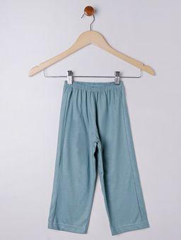 Pijama-Longo-Infantil-para-Menino---Verde-cinza