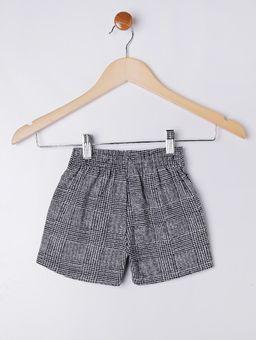 Short-Xadez-Infantil-Para-Menina---Cinza-preto-16