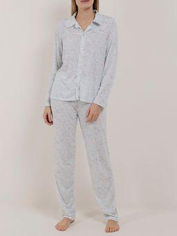 Pijama-Longo-Feminino-Verde-P