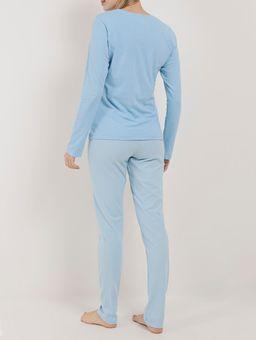 Pijama-Longo-Feminino-Azul-P
