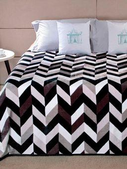 Cobertor-Solteiro-Preto