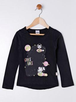 Camiseta-Manga-Longa-Infantil-Para-Menina---Preto-6