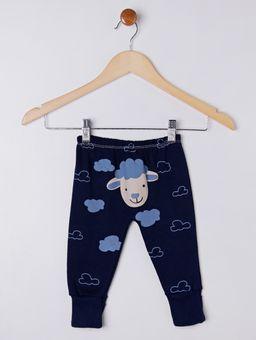Pijama-Ceroulinha-Para-Bebe---Azul-Marinho-P