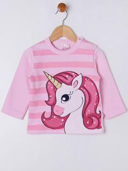 Conjunto-Infantil-Para-Bebe-Menina---Rosa-marinho-MB
