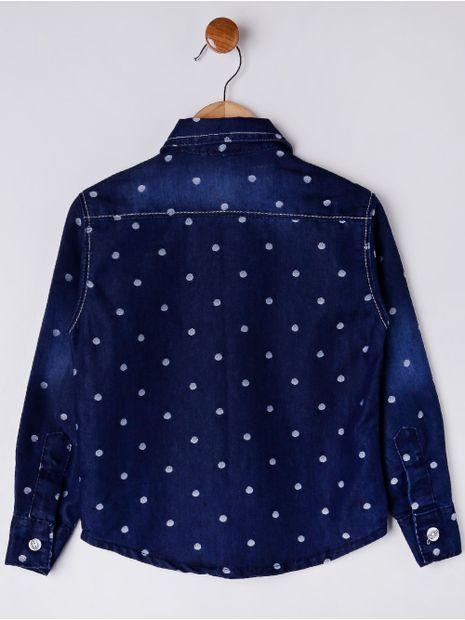 Camisa-Jeans-Manga-Longa-Infantil-Para-Menino---Azul-1