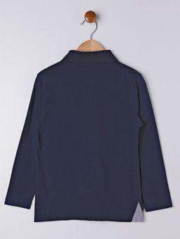 Camisa-Polo-Manga-Longa-Infantil-Para-Menino---Azul-Marinho-6