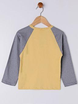 Camiseta-Manga-Longa-Infantil-Para-Menino---Amarelo-1