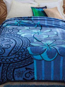 Cobertor-Casal-Jolitex-Azul