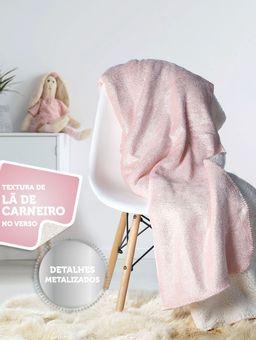 Manta-Solteiro-Lepper-Rosa
